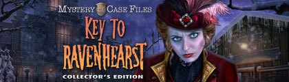 Mystery Case Files: Key to Ravenhearst Collector's Edition screenshot