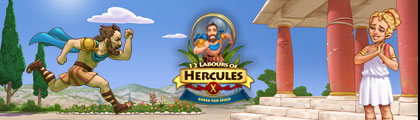 12 Labours of Hercules X: Greed for Speed screenshot