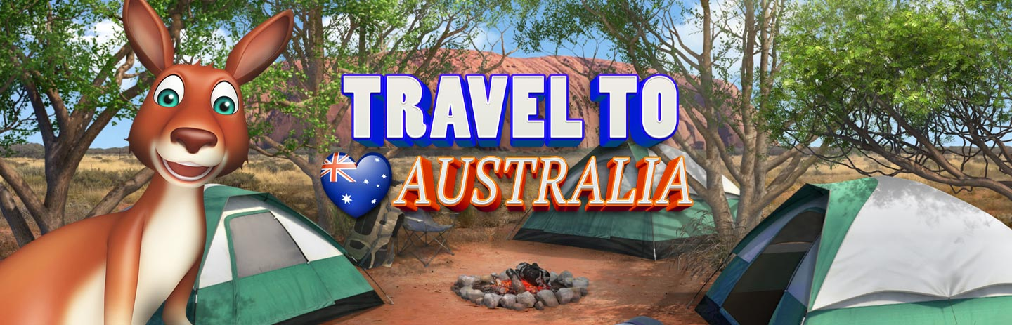 Play Travel to Australia For Free At iWin