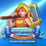 Alexis Almighty: Daughter of Hercules - Collector's Edition