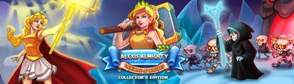 Alexis Almighty: Daughter of Hercules - Collector's Edition screenshot