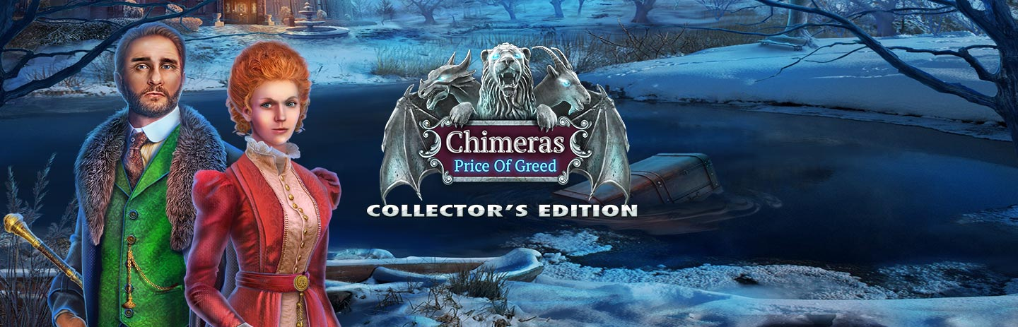 Chimeras: Price of Greed Collector's Edition