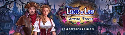 League of Light: Growing Threat Collector's Edition screenshot