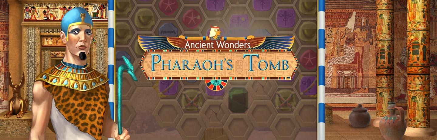 Ancient Wonders: Pharaoh Tomb