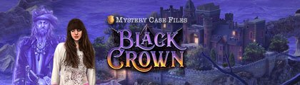 Mystery Case Files: Black Crown screenshot