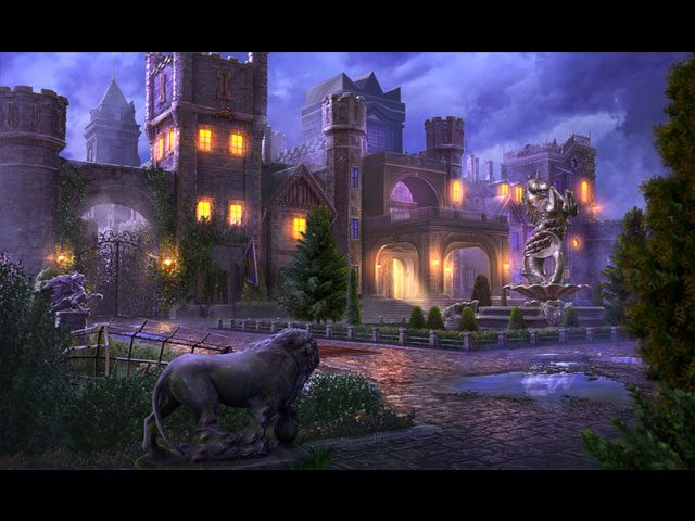 Mystery Case Files: Black Crown large screenshot