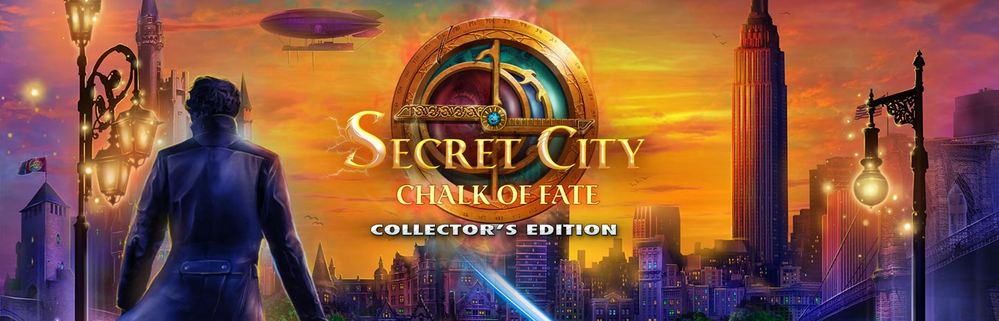 Secret City: Chalk of Fate Collector's Edition