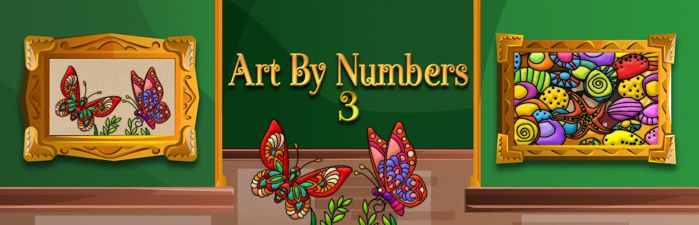 Art By Numbers 3