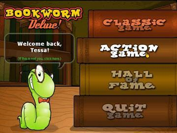 Bookworm Deluxe large screenshot