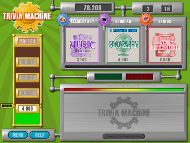 Trivia Machine large screenshot